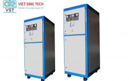 KOMSAN LUBRICATED SCREW COMPRESSOR EN